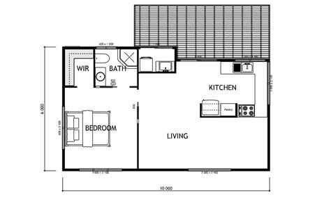 willow studio apartment features  generous bedroom