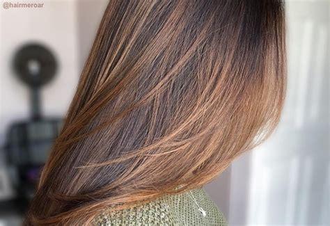 hottest caramel brown hair color ideas