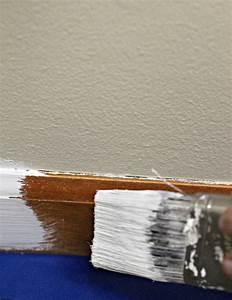 Innentüren Streichen Farbe : die besten 25 white trim ideen auf pinterest wand ~ Lizthompson.info Haus und Dekorationen