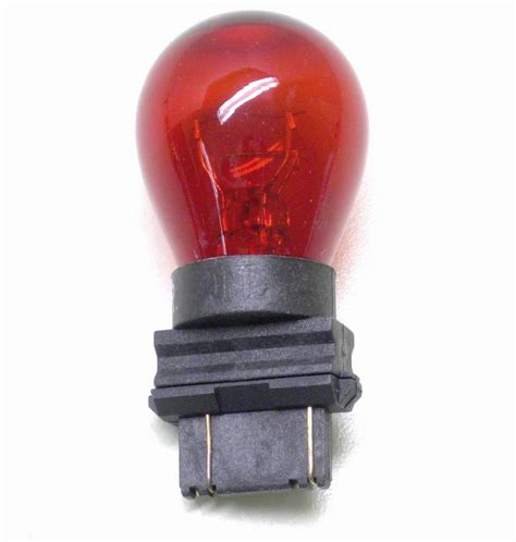 red light bulb 12v 32w 4w double pol wedge h d 03 up