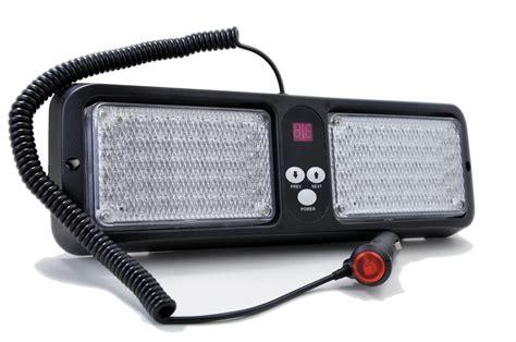 visor emergency lights visor led emergency strobe lights white white