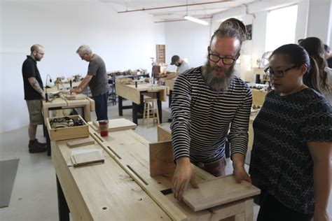 woodworking growing popular  young city dwellers
