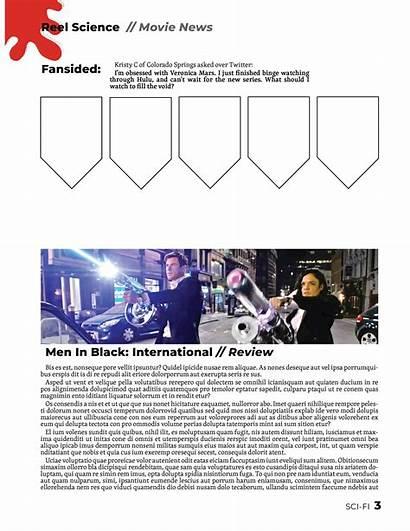 Headers Veronica Mars Infographic Layouts Brief Beginning