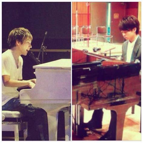 ピアノ : 嵐の櫻井翔と二宮和也の奏でるピアノ演奏がすごい!【動画も】 - NAVER まとめ