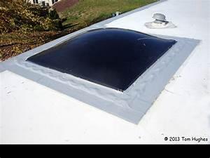 Fiberglass Roof Repair