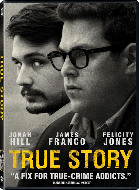 true story dvd release date august 4 2015