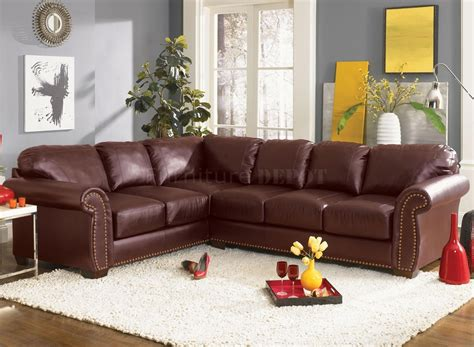 Living Room Paint Colors With Burgundy Furniture by Decorating Burgundy Leather Sofa Loccie Better Homes