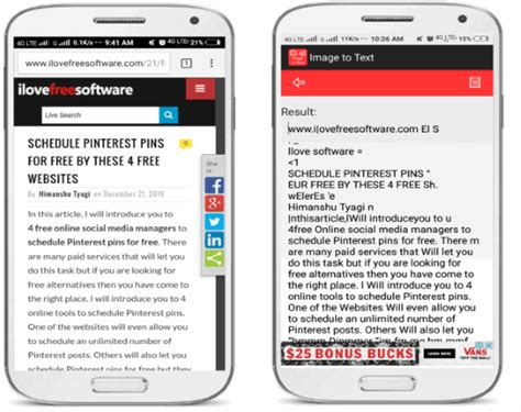 Image To Text App Extract Text From Images On Android With Free Ocr Apps
