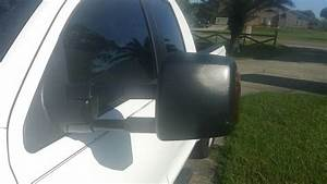 Swapping Pwer Mirrors For Power Folding Mirrors