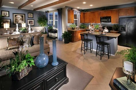 cozy dining table for open style dining room how to paint an open floor plan different colors