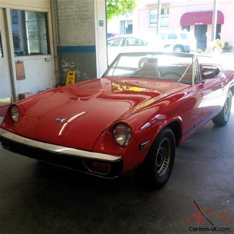 Jensen Healey 5 Speed Factory Ac Lotus 907 32k Original