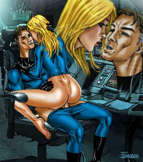 Fantastic Four Sex Blackboxxx