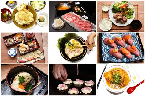 japanese cuisine food town singapore 16 japanese restaurants