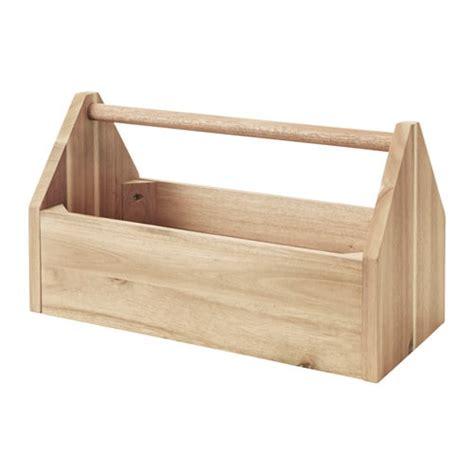 Lada Di Wood Prezzo by Skogsta Contenitore Con Manico Ikea