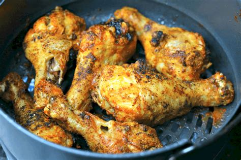 chicken foodi ninja drumsticks air legs fryer using crisp cooking recipes temperature degree dr recipe degrees another