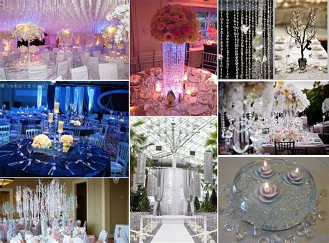 How To Plan A Gorgeous Crystal Wedding