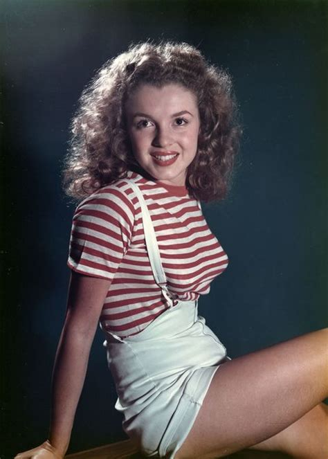 Photo of Marilyn Monroe Before She Was Famous - Marilyn ...