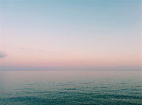 wallpaper pemandangan laut stok wallpaper