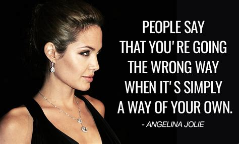 Angelina Jolie Quotes About Women We Need Fun