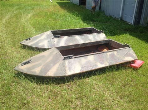 Pumpkinseed Layout Boat For Sale by The Gallery For Gt One Duck Boats