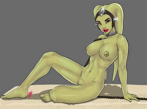 barriss offee naked