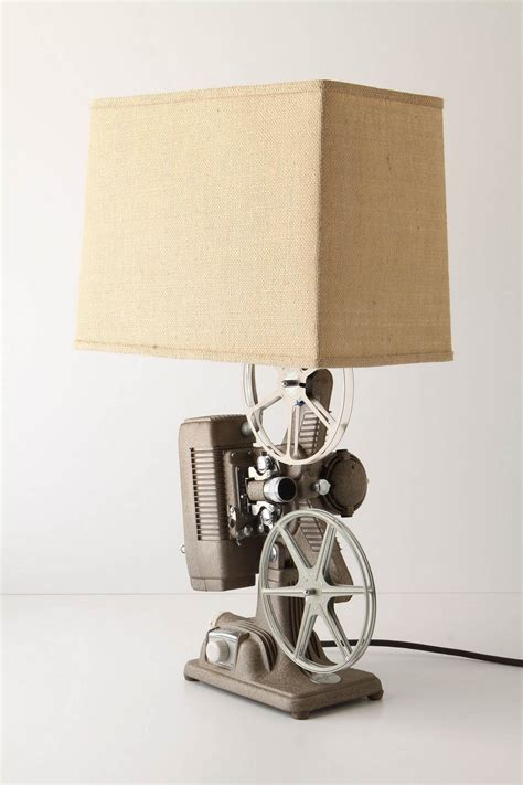 8mm Lamp Ensemble Anthro For The Home Home Lighting Movie Projector Lighting