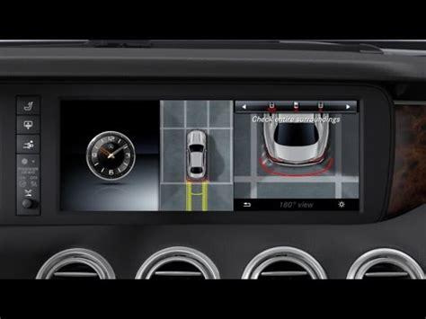 class coupe  camera mercedes benz original youtube