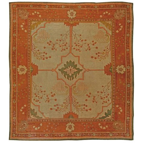 arts and crafts floor l arts and crafts rug at 1stdibs