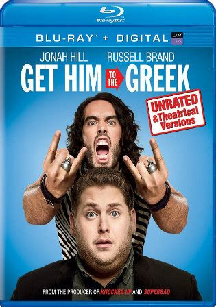 For a concert in 72 hours. Get Him To The Greek 2010 BRRip 850Mb Hindi Dual Audio 720p