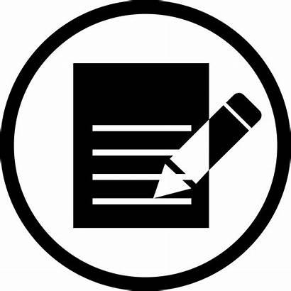 Summary Icon Report Executive Svg Logos Onlinewebfonts