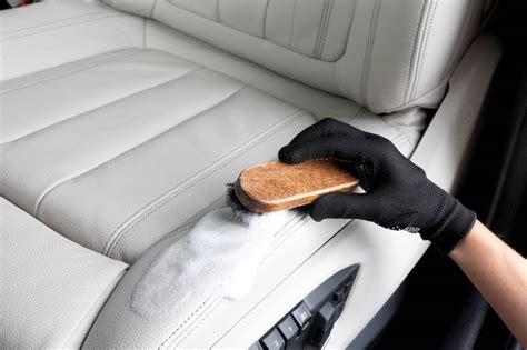 nettoyage de siège de voiture en cuir à pessac clean