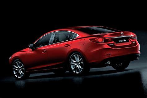 Mazda Sedan Models by Mazda Mazda 6 Sedan 2015 Models Auto Database