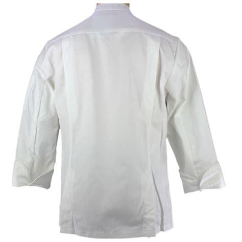 tenue de cuisine pas cher tenue de cuisinier 224 manches longues premier prix lisavet