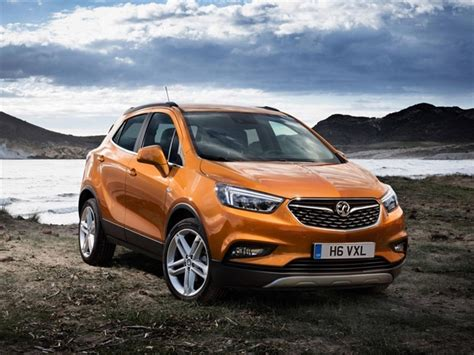 vauxhall orange vauxhall mokka x 1 6cdti 136 design nav car leasing