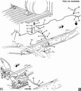 Cadillac Escalade Fuel System