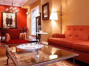Bloombety warm colors for living rooms with tones warm for Warm wall colors for living rooms