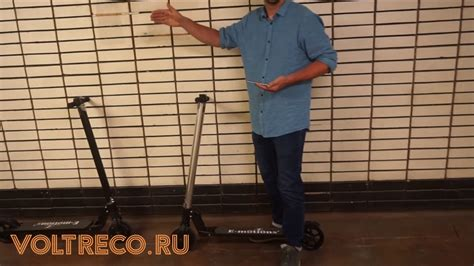 запчасти электросамокат scooter