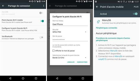 connecter un pc de bureau en wifi tuto comment partager la connexion de mobile avec un