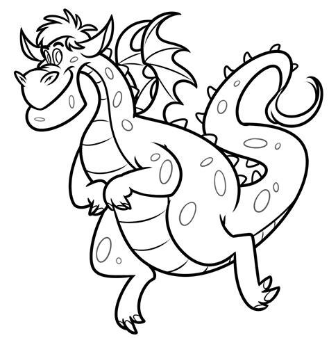 Petes Dragon Coloring pages to download and print for free
