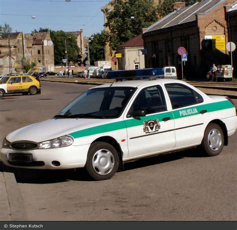 Einsatzfahrzeug: Rīga - Pašvaldības Policija - FuStW - BOS ...