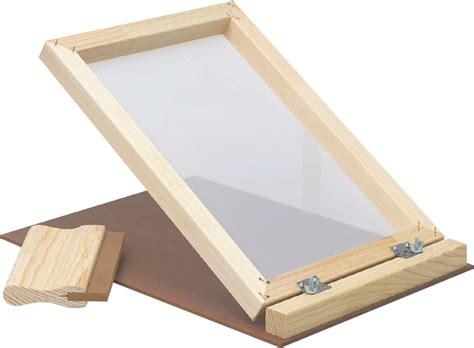 jenis screen sablon dan fungsinya artbox desain
