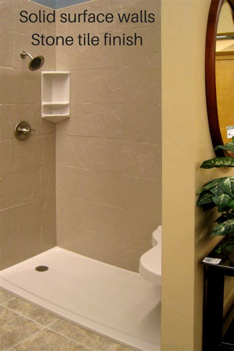 design options  grout  diy shower tub wall