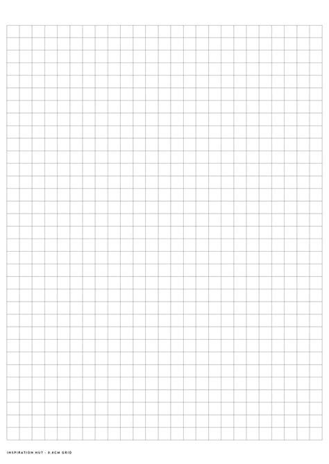 printable graph grid paper  templates inspiration hut