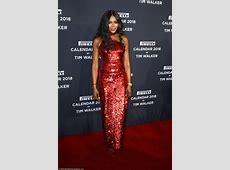 Naomi Campbell is red hot at Pirelli Calendar gala Daily