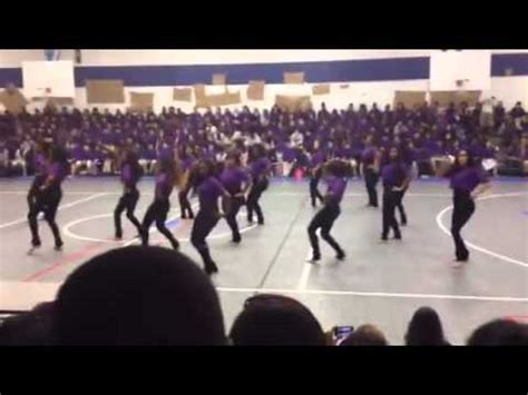 prep north forest dance team youtube