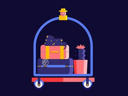 Trip Culture Trolley Dribbble Shots Giphy