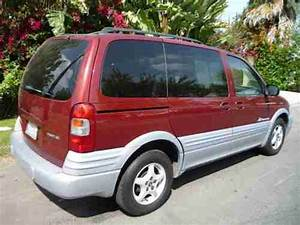 Purchase Used 2001 Pontiac Montana Base Mini Passenger Van