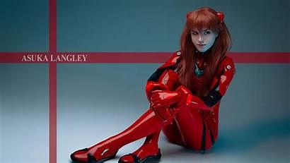 Asuka Evangelion Cosplay Anime Langley 1440p Wallpapers