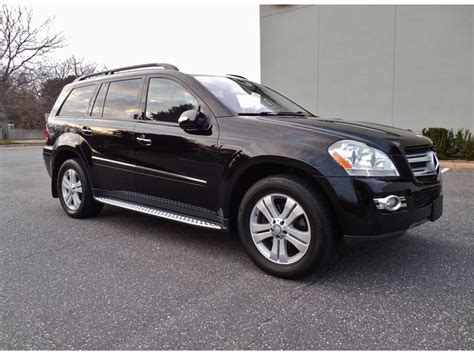 It has 102000 miles on it and is. 2008 MERCEDES-BENZ GL450 4MATIC FULLY LOADED BLACK ON ...