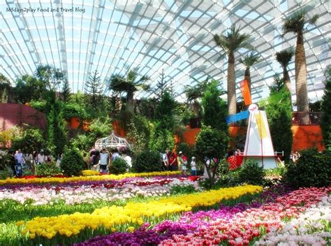 gardens by the bay flower dome 365days2play lifestyle